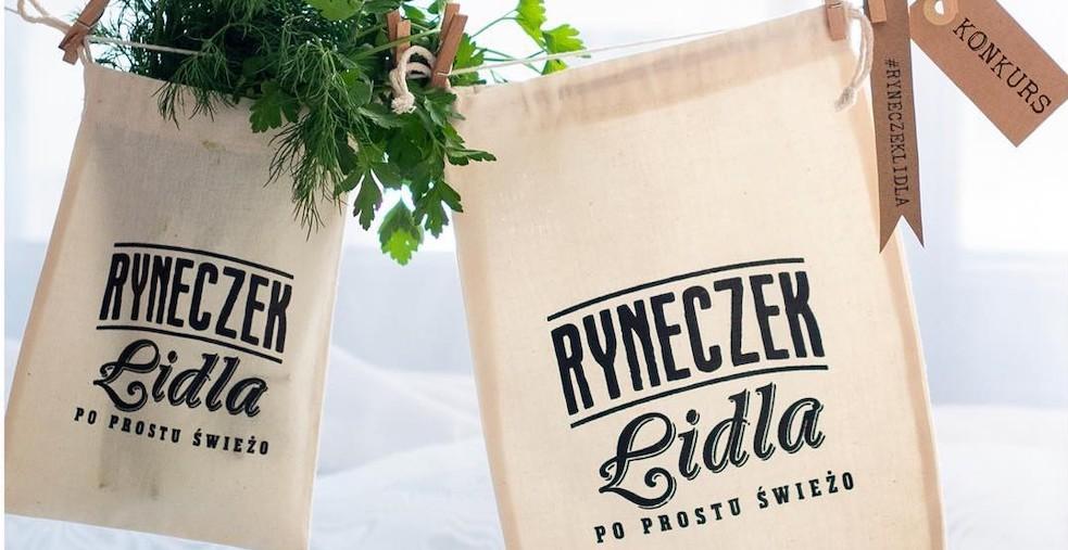 Less waste, zdrowe i smaczne - czyli influencerzy z Ryneczkiem Lidl