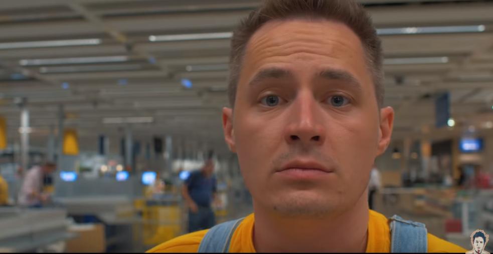 Martin Stankiewicz vs. IKEA