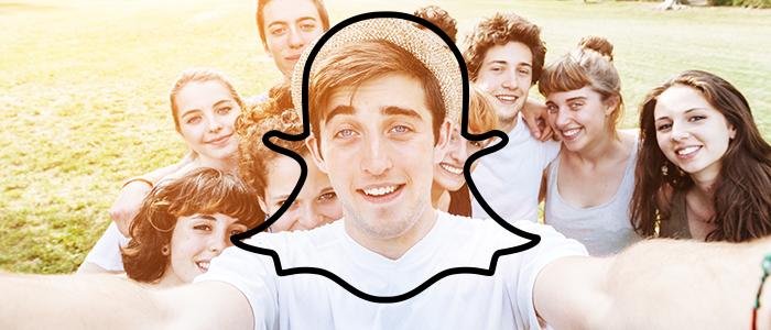 TOP 100 polskich użytkowników Snapchata by Hash.fm